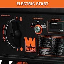WEN DF1100T Portable Generator