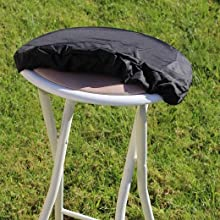 Interchangeable stool wraps