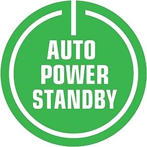 auto; power; standby