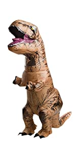 T-Rex Adult Costume With Sound