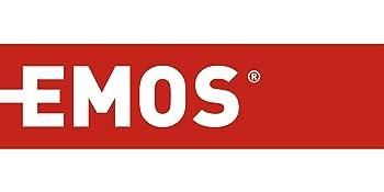 EMOS, logo, fabrikant, leverancier, elektrisch, LED, verlichting, lampen, lampen