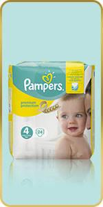 Pampers - Baby Dry Pants - Couches
