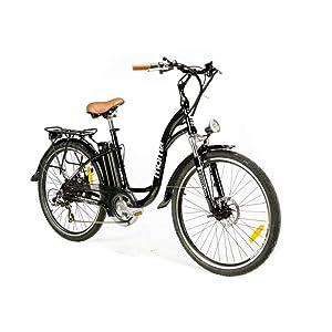 Moma bikes bici urbana plegable shimano alu aluminio city electrica freel E bike unisex barata pase