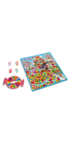 candyland, boardgame, hasbro gaming
