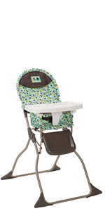 Amazon.com : Cosco Simple Fold High Chair with 3-Position ...