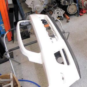 Fenders Hoods Doors TWO-500 lb Capacity Portable Work Stands For Bumpers