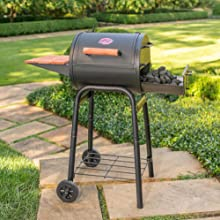 Char Griller 1515 Patio Pro Charcoal Grill: Amazon.co.uk