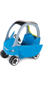 sports car kids toddlers cozy ride on toys