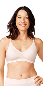 warner's wire-freee with lift bra, wire-free bras for women, comfortable bras for women