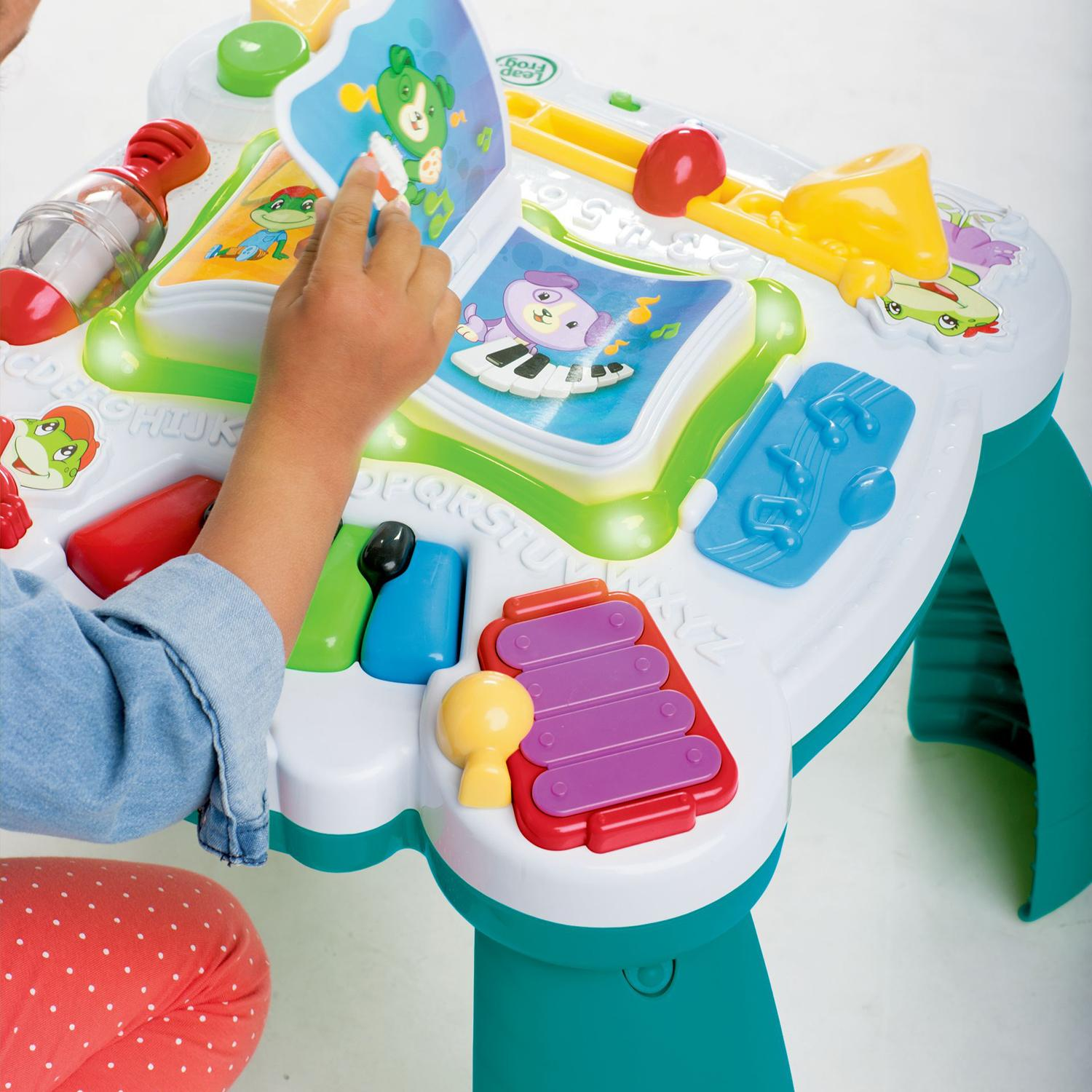 Learn & Groove™ Musical Table Activity Center - LeapFrog
