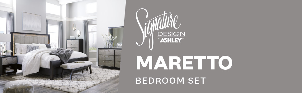 b724 maretto bedroom set bed room collection signature design by ashley furniture