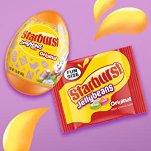 Starburst Jellybeans in Original Flavor