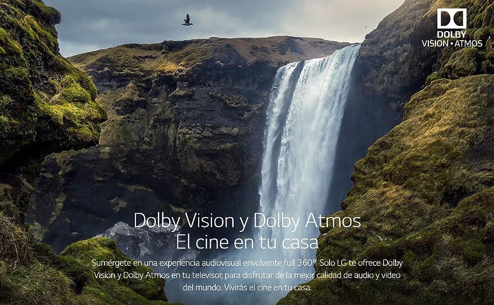 Dolby Vision y Dolby Atmos. El cine en tu casa