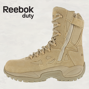 822057a5fff Amazon.com  Reebok Work Duty Men s Rapid Response RB RB8894 8 ...