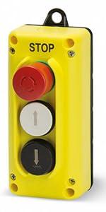 3 button pendant station