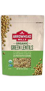 green;lentils