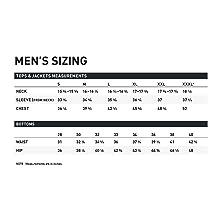Men's Sizing Chart