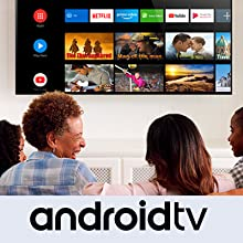 Just talk, a fun way to explore. Over 5,000 apps & Games, more than any other smart TV