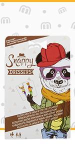 Snappy Dressers Kartenspiel