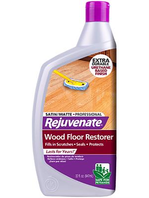 Satin Finish Floor Restorer, Hardwood Floor Restorer, Floor Restorer, Wood Floor Restorer