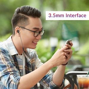 3.5mm Wired Earphone