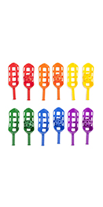 Champion Sports Scoop Ball Set in 6 Assorted Colors