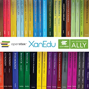 Affordable printed OpenStax textbooks from XanEdu