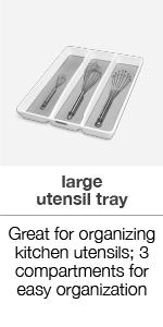large utensil tray