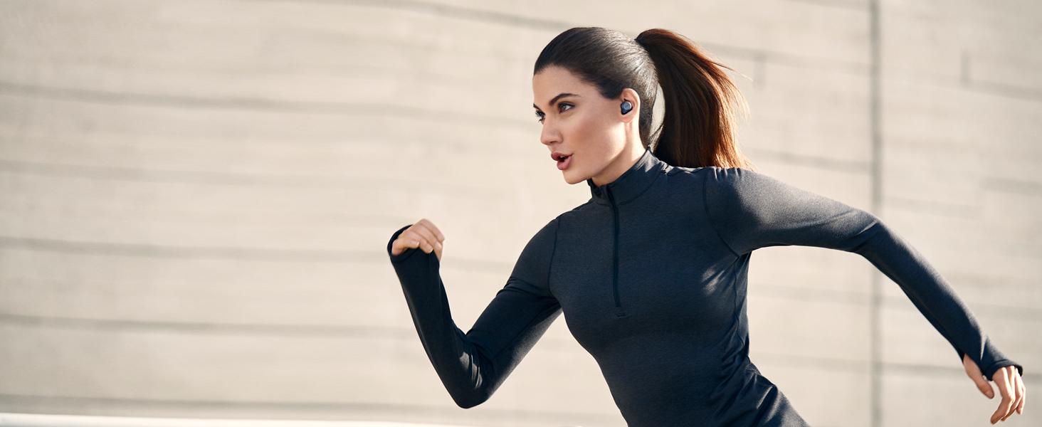 Jabra Elite Active 75t;Auriculares inalámbricos;Bluetooth;de llamadas y música sin cables