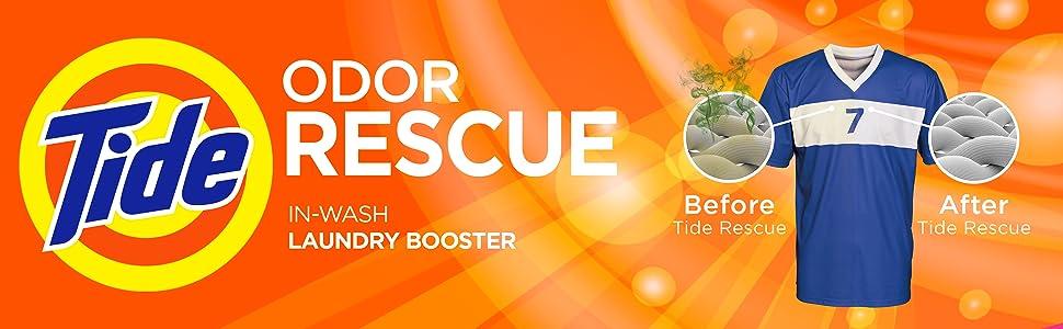 Tide Odor Rescue In Wash Laundry Booster