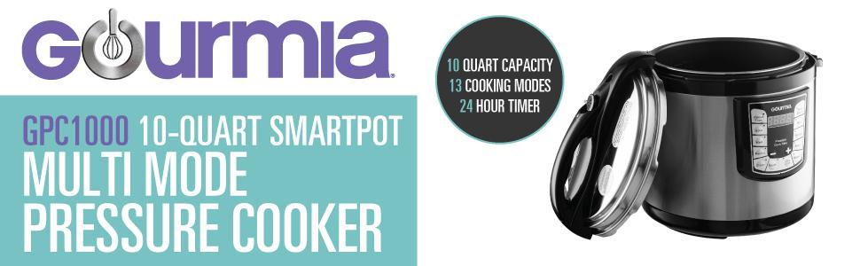 Amazon Com Gourmia Gpc1000 Smart Pot Electric Digital