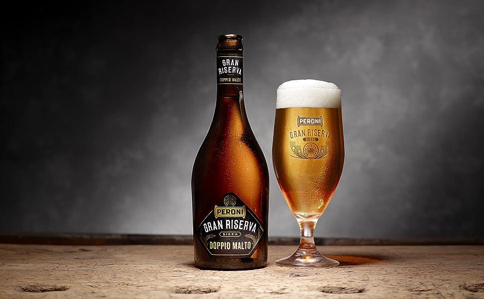 Birra Peroni Doppio Malto