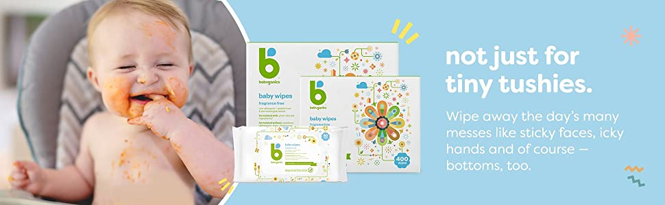 baby wipes, baby cleaning wipes, babyganics wipes