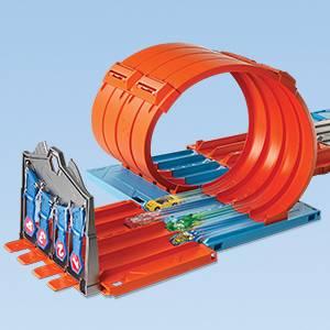Hot Wheels-FTH77 Caja de Carreras Pista de Coches Juguete, multicolor (Mattel FTH77) , color/modelo surtido: Amazon.es: Juguetes y juegos
