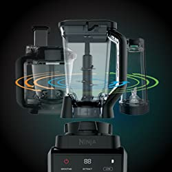 Smart vessel recognition of Ninja kitchen system