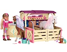 Glitter Girls 14-inch dolls 14-inch doll clothes 14-inch doll accessories 14-inch horse stable