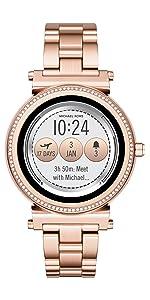 ... Sofie Touchscreen Smartwatch ...