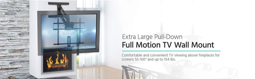 Amazon Monoprice Extra Fireplace Height