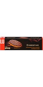 Lu Cookies Digestive