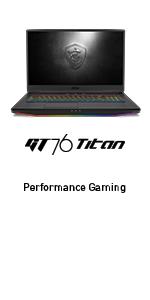 MSI GT76