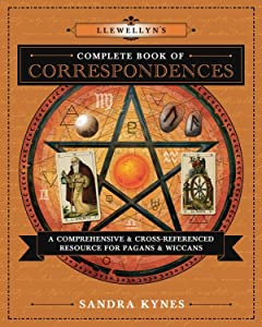Llewellyn's Complete Book of Correspondences Cover Image