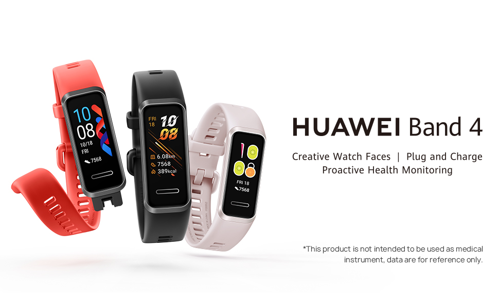 huawei band 4 smart band activity tracker