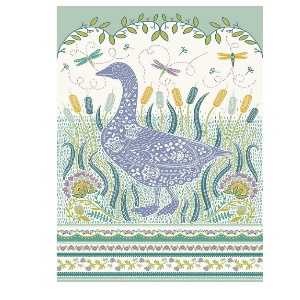 Ulster Weavers 022WPH 29.1 x18.9 Woodland Pheasant Cotton Tea Towel