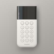 wireless keypad home security alarm system