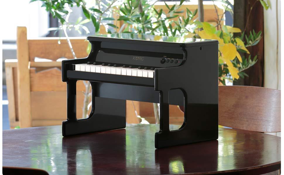 Korg Tiny Piano - Table