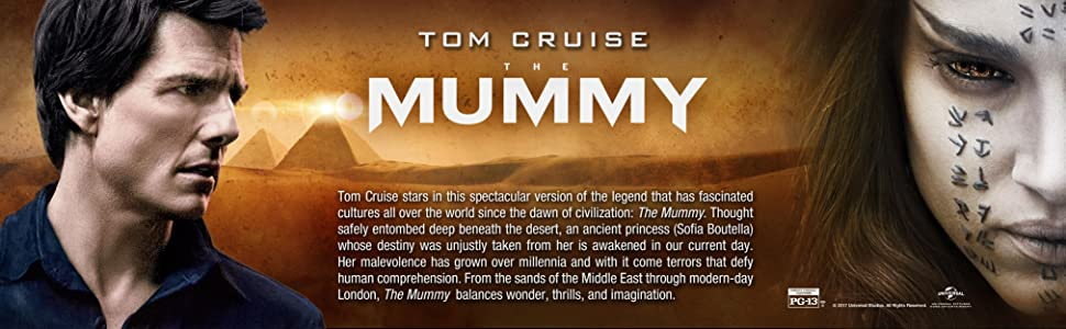 mummy, tom cruise, Sofia Boutella, Ahmanet, 4K, DVD, Blu-ray, thriller, action, movie, new release