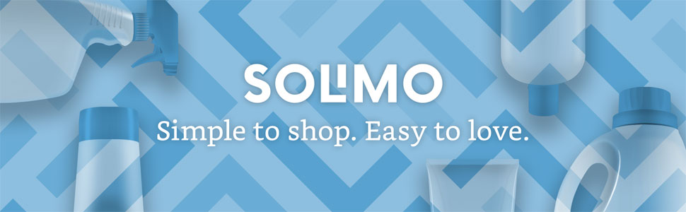 Solimo Cotton Balls, Rounds, Swabs