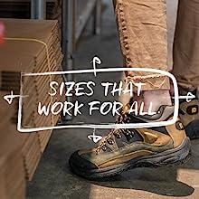 men's shoes, men's boots, wide shoes, extra wide shoes