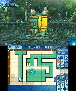 の x 迷宮 樹 世界