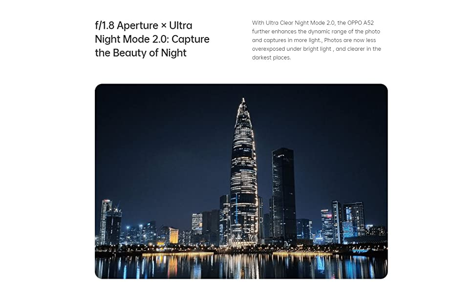 Night mode, Photography